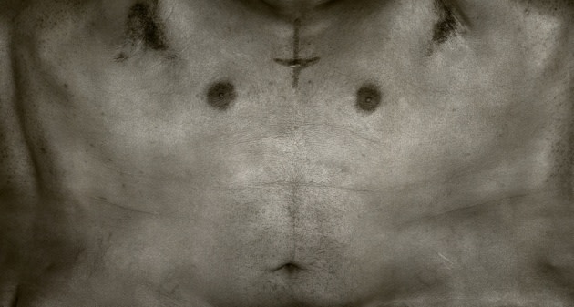 "From June Yong Lee's ""Torso Series"""
