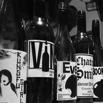 Wine bottles vosyts