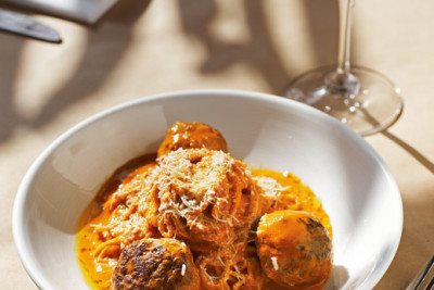 Spaghetti meatballs nicks italian cafe rsilsj