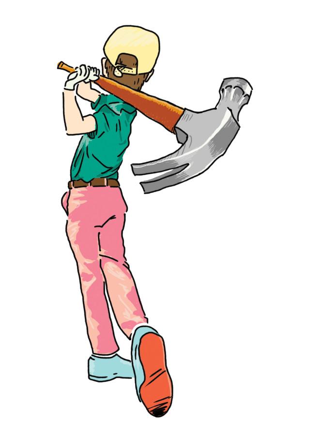Hammer illo zdycho