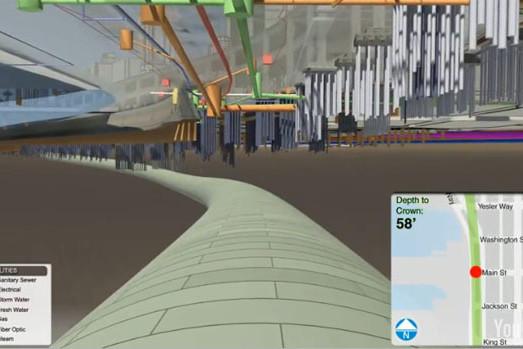 Tunnel video 615 ue2xfn