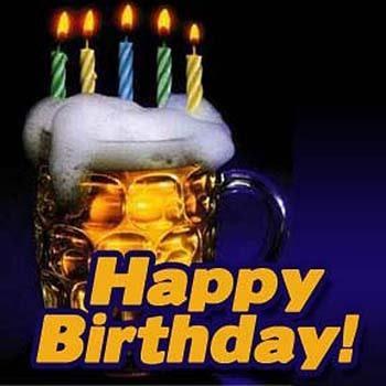 Birthday beer piuggg