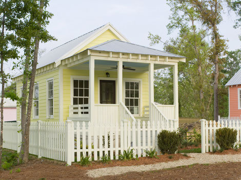 Keys to the just right house portland monthly for Where can i buy a katrina cottage