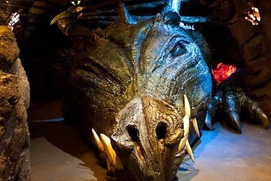 Fantasy dragon emp museum full i9yaid