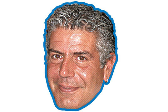 Anthony bourdain cutout u4fz2m