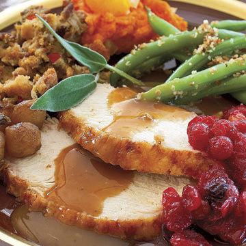Traditional thanksgiving food get5ka