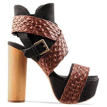 Jeffrey campbell shoes so much  black brown  010604 zp9tze