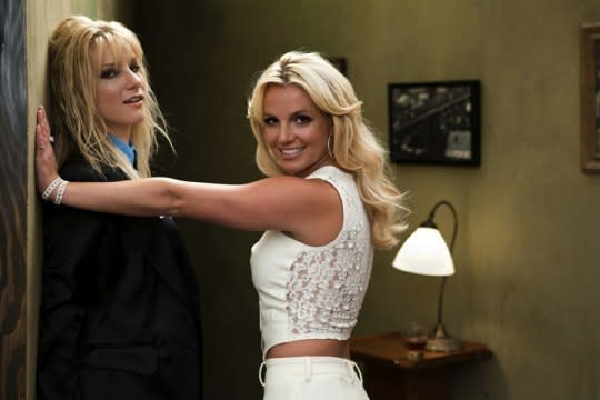 Britney spears glee kpm6e6