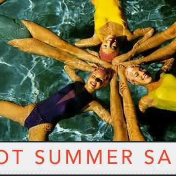 Summer swimmers ummpix