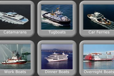 Boats hvh67m