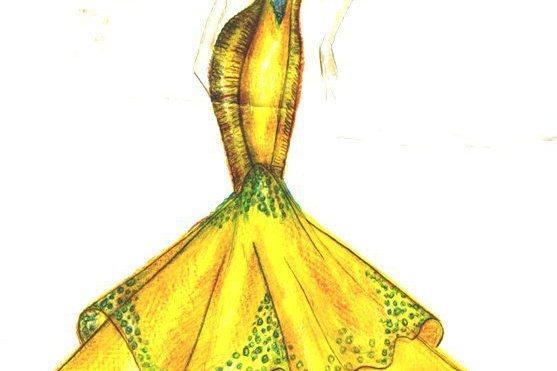 Symphony dress jbartle pkjoli