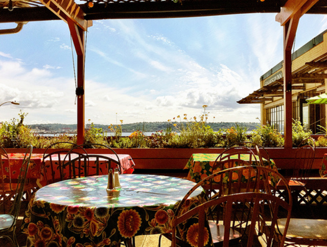 Great Seattle View Restaurants Actually Worth Eating In
