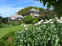 Heronswood house + garden