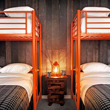 Base camp hotel bunks ttkgat