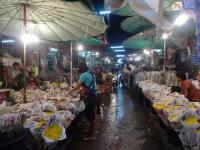 Chiang Mai night flower market