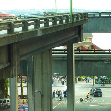 Viaduct seneca ramp 615 jjazxn