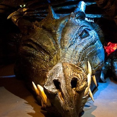Fantasy dragon emp museum full i9yaid