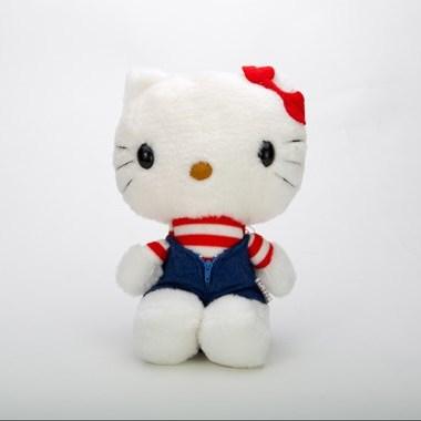 Hello kitty vintage plush full n0okcn