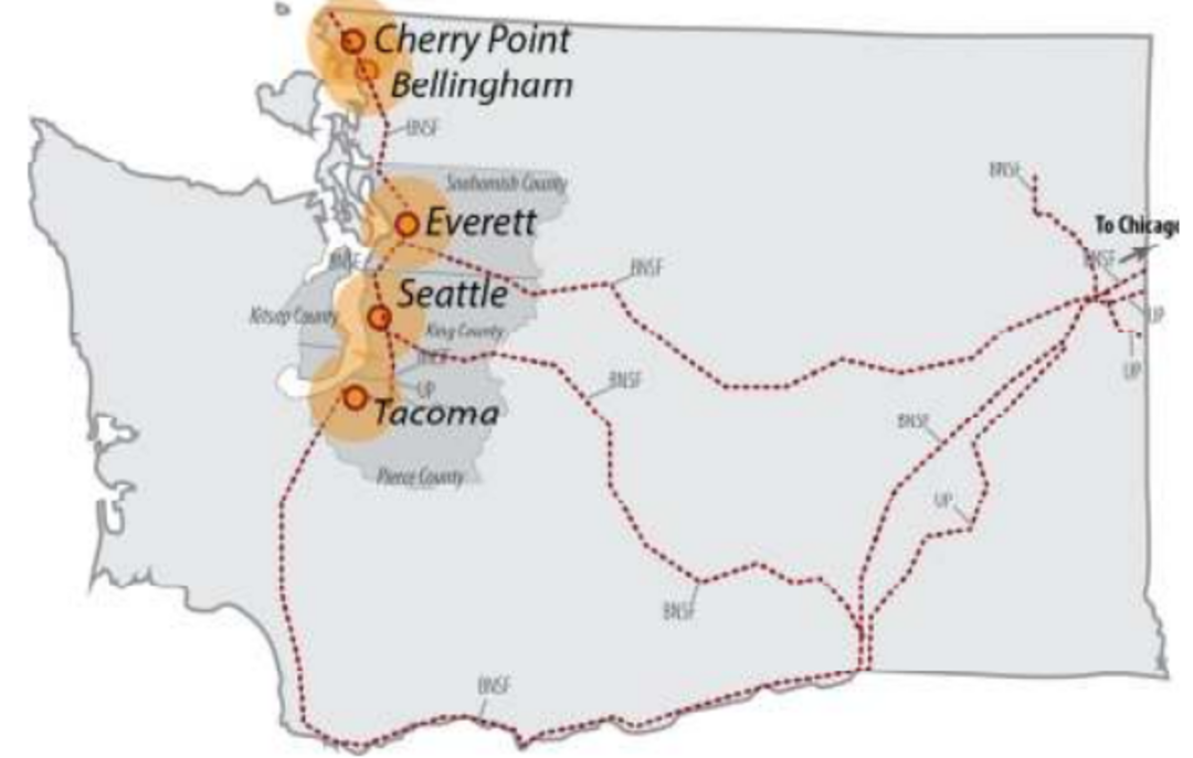 Gateway Pacific Terminal may not boost Seattle economy | News and ...