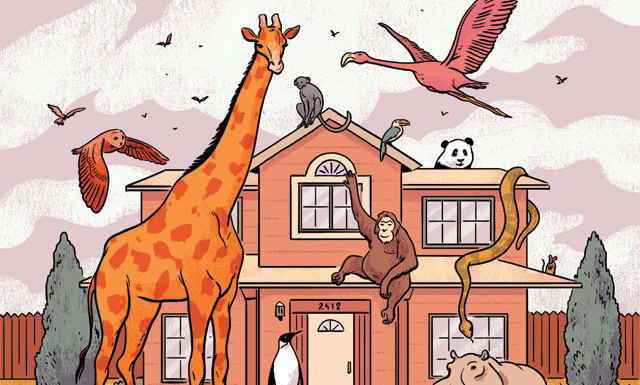 In a crowded housing market, Bridgeland, a rapidly growing community in Cypress, turns to lions, lemurs, and yaks to get attention.
