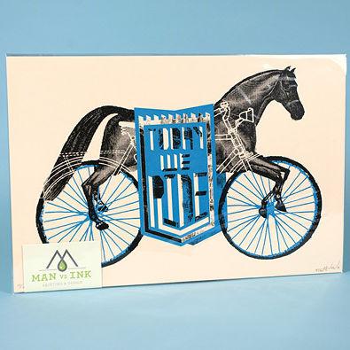 Man v ink today we ride med ner0vr