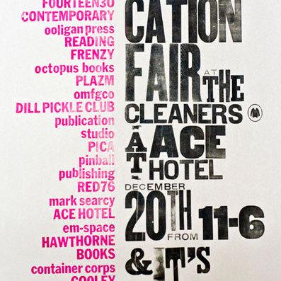 Publication fair yxpael