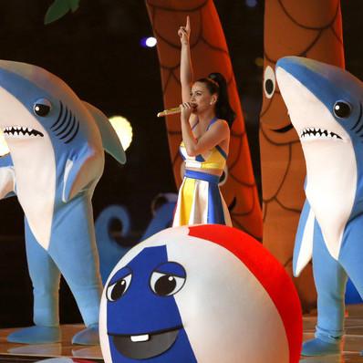 Katy perry sharks qrqbnv