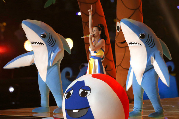 Katy perry sharks qrqbnv