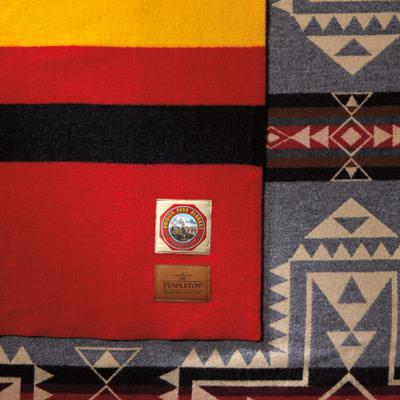Wool blanket l7idln