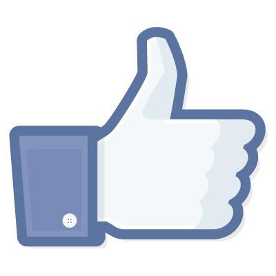 Facebook like icon gfgtaa