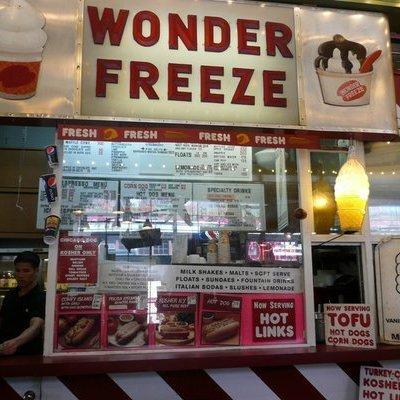 Wonder freeze kcdm94