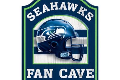 Wood fan cave sign   22.95  nflshop astczn