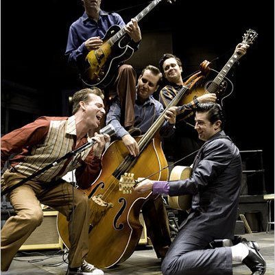 Million dollar quartet zemgis