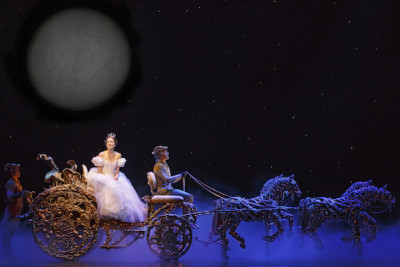 Cinderella paramount e2zgco