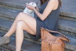 Thumbnail for - Slide Show: Ellington's Chic Leather Bags