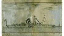 Thumbnail for - Dredging Up Civil War History in Galveston Bay