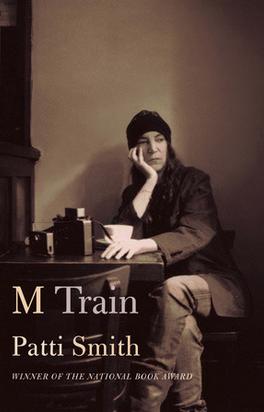 M train by patti smith ilgxeo