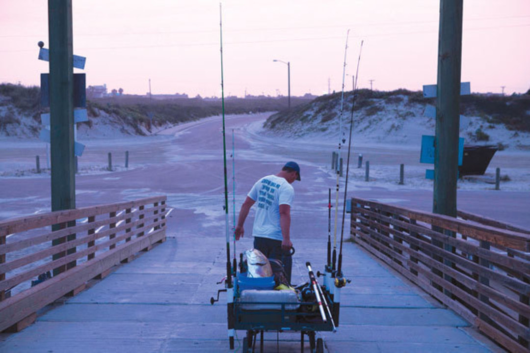 Texas beaches port aransas houstonia for Fishing port aransas