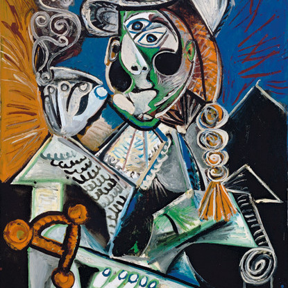 Picasso art thematador xrrgmh