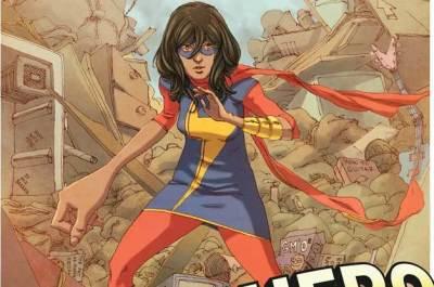 G willow wilson hero in the hijab superhero comic pq7tgv