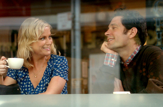 They Came Together - Paul Rudd & Amy Poehler