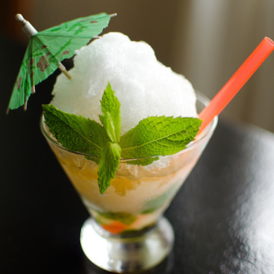 Bloom shave ice cocktail vlxfym