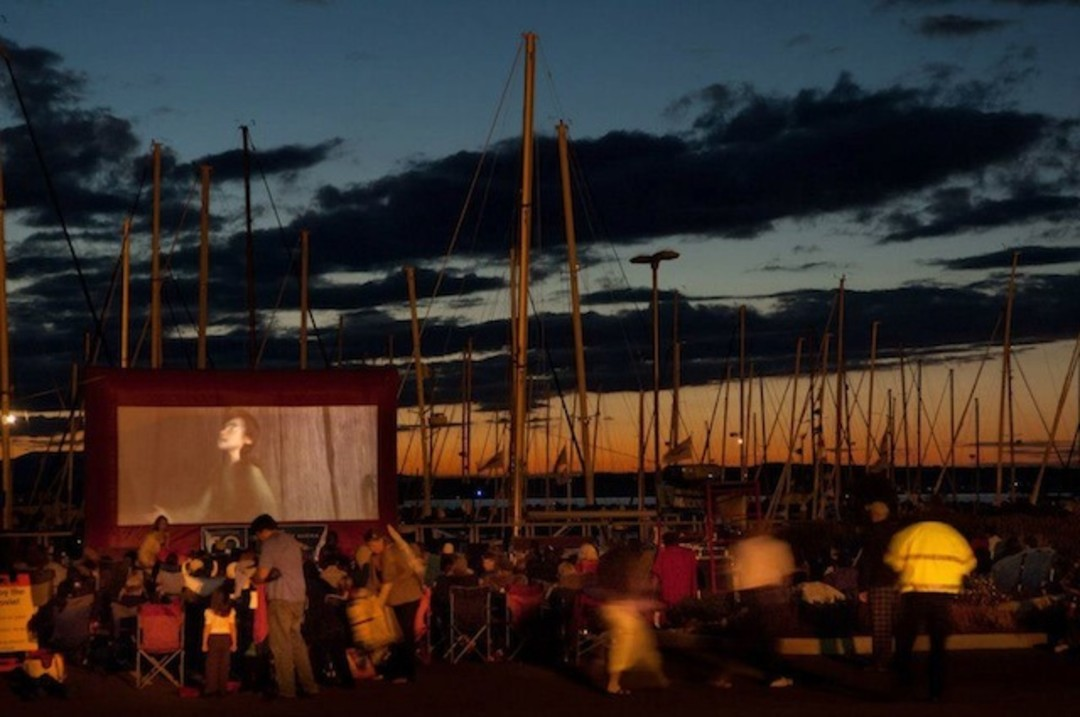 Seattle Summer Outdoor Movie Guide 2014
