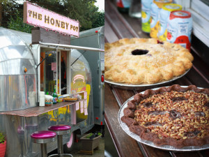 Portland Food Cart the Honey Pot