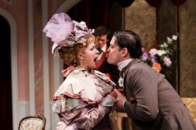 Shakespeare Company's 'The Importance of Being Earnest'