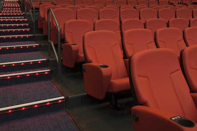 Cinerama seats k49mht