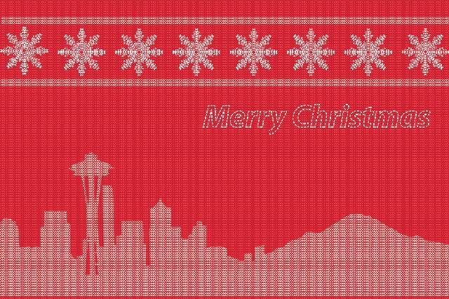 Seattle christmas mhbfqe