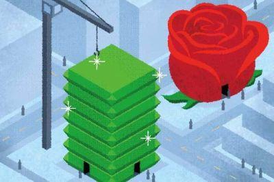 Emerald city versus rose city architecture nnoeqt