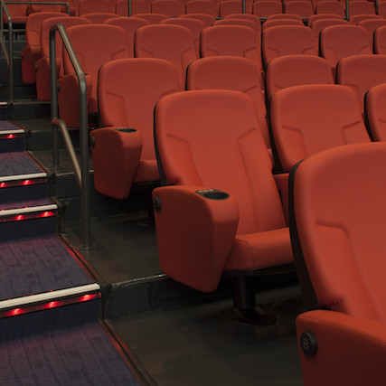 Cinerama seats k49mht