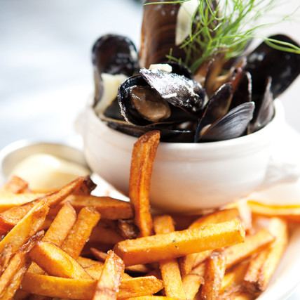 Restmarche mussels r24spb